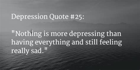 65 Best Depression Quotes And Sayings