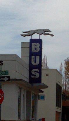 retro greyhound     south  dixie bus