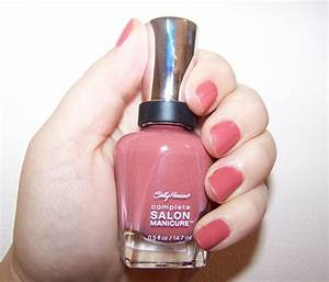Sally Hansen Complete Salon Manicure Beauty and Fashion Tech