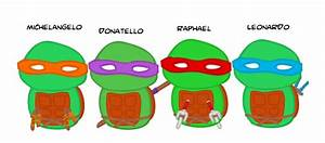 Ninja Turtles Tmnt 3d 18 Skin All Tmnt In The