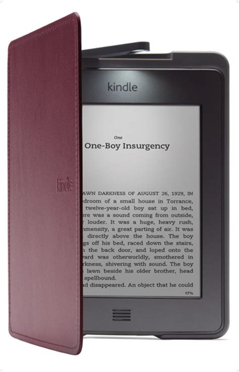 kindle touch cover with light best kindle paperwhite covers and cases new ebook reader