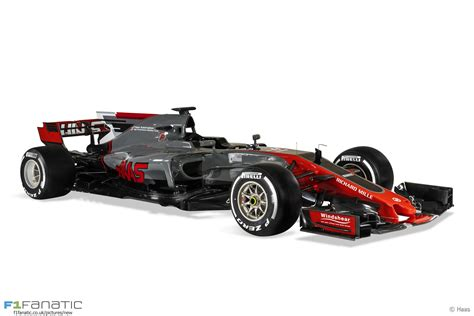 Haas VF-17 (2017) Formulka One car pictures - F1 Fanatic