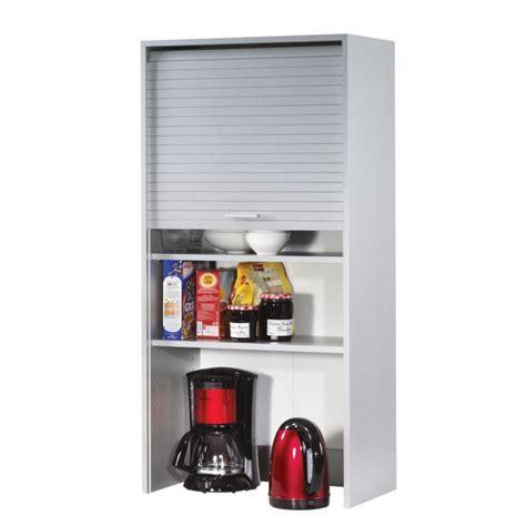 meuble haut de cuisine aluminium largeur 60 cm hauteur 123