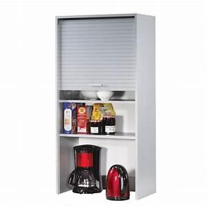 But Meuble De Cuisine : meuble haut de cuisine alu large 60 cm haut 123 6 cm ~ Dailycaller-alerts.com Idées de Décoration