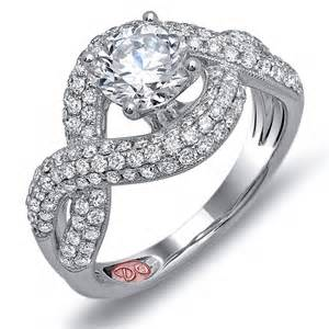 platinum wedding rings the best of platinum engagement rings demarco bridal jewelry official