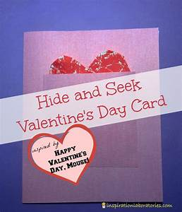 Hide And S : hide and seek valentine 39 s day card inspiration laboratories ~ Frokenaadalensverden.com Haus und Dekorationen
