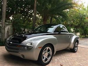 2005 Chevrolet Ssr Pickup Truck Won U2019t Make You Compromise