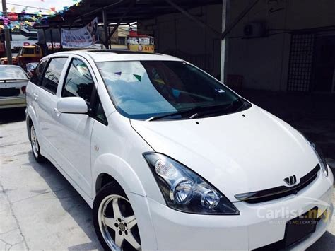 Toyota Wish 2006 2.0 In Selangor Automatic Mpv White For