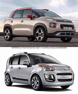 Citroen C Aircross : citroen c3 aircross vs citroen c3 picasso old vs new ~ Gottalentnigeria.com Avis de Voitures