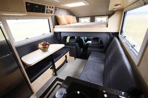 earthroamer mobile homes camper van truck camper