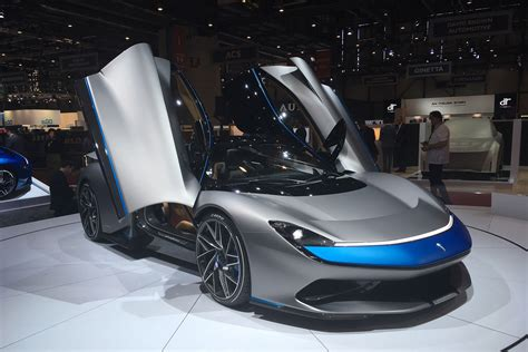 New Pininfarina Battista Is The Most Powerful Road-legal