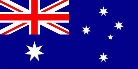 drapeau daustralie  colorier country flags