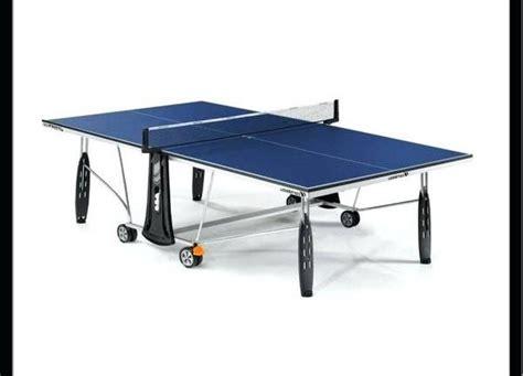Table de ping pong auchan : au juste prix solde