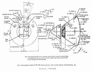 Orion Spacecraft Drawings and Measurements - Pics about space