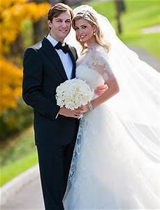 the weddings page ivanka trump39s wedding dress With ivanka trump wedding dress