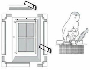 Fliegengitter Mit Rahmen : fliegengitter mit alu rahmen insektenschutzfenster 5 gr e ~ A.2002-acura-tl-radio.info Haus und Dekorationen