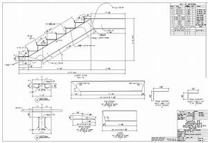 Steel Stair Details Drawings  Stairs Pinned By  Modlar Com