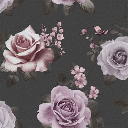 Pink Floral Rose Diy Rosa Fine Decor