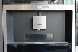 Einbau Kaffeevollautomat Bosch : siemens tk76k573 einbau kaffeemaschine k chen kaufen billig ~ Michelbontemps.com Haus und Dekorationen