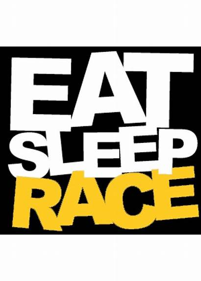 Sleep Eat Clipart Train Race Cliparts Clipground