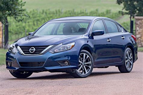 2016 Nissan Altima Pricing For Sale Edmunds