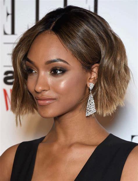 strähnchen kurze haare ombre bei sehr kurzen haaren moderne frisuren