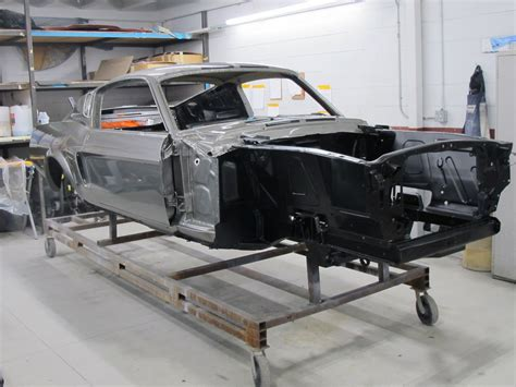 ford mustang chassis 1967 mustang eleanor shelby gt500
