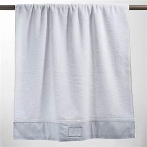 Drap De Bain 100x150 : drap de bain coton d 39 autrefois 100x150 maisons du monde ~ Teatrodelosmanantiales.com Idées de Décoration