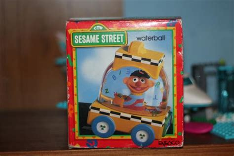 As drum beats are heard beckoning his taxi services, he says, i tell ya, it's a jungle out here.. Items similar to BERT Sesame Street 1993 Taxi Toy Car 80s ...