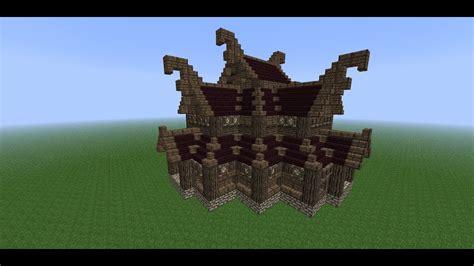 minecraft builds skyrim whiteruns temple  kynareth