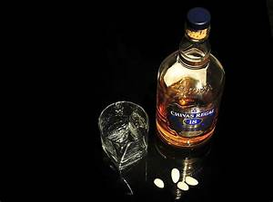 Whiskey Chivas Regal and Glass Picture Wallpapers Full HD