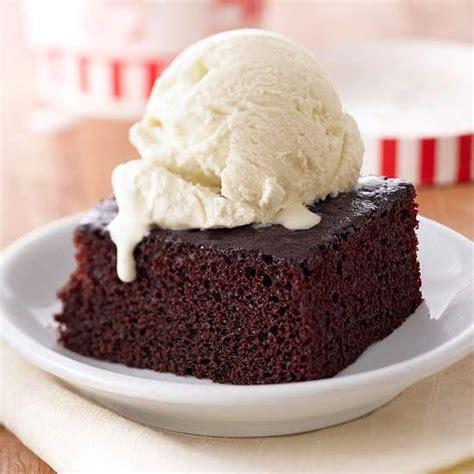 better homes and gardens chocolate cake quick chocolate cake recipe