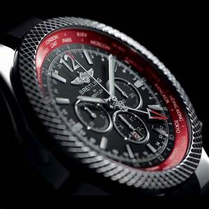 Breitling celebrates new Continental GT with GMT V8 ...