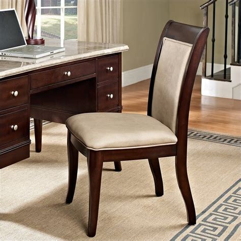 steve silver company marseille dining chair with