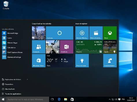 Adoptez Les Bons Réglages De Windows 10