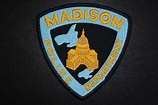 Madison Police Patch, Dane County, Wisconsin (Current ...
