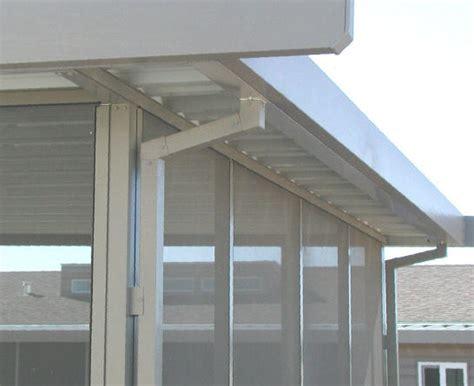 aluminum awning parts rainwear