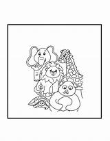 Crackers Coloring Zoo Coloriages Animaux Coloriage Album Pngio Transparent sketch template