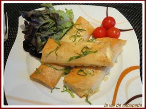 recette de cuisine de regime bricks légères à la ricotta recette de bricks légères à
