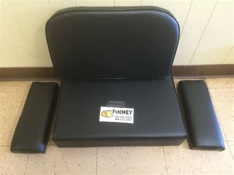 case     dozer pc seat cushion set finney equipment  parts