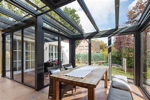 Heizkörper Für Wintergarten : glaswand f r den wintergarten zum falten livvi de ~ Michelbontemps.com Haus und Dekorationen