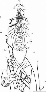 Sikh Pagri Sikhism sketch template