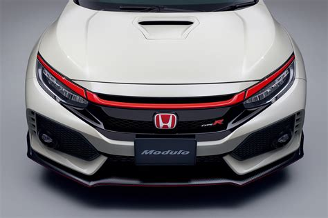Civic Type R Japan by Honda Civic Type R Gets Real Real Carbon Wing Accessory In