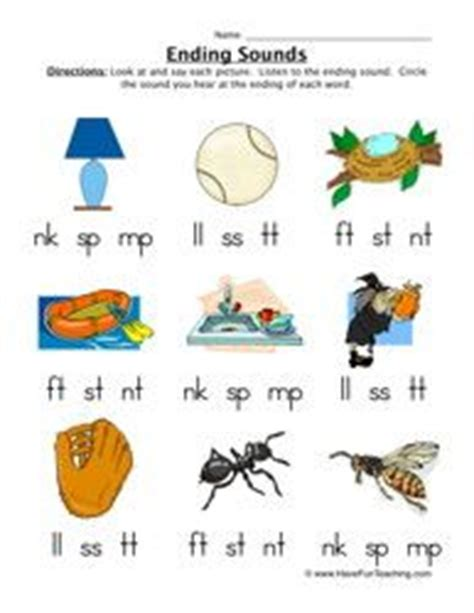 phonics  consonant blends images