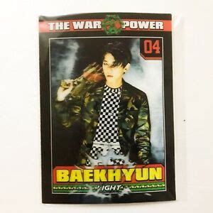 smtown exo the war repackage the power of music 3d