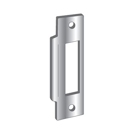 strike plates for doors strike plate mortise 4 7 8 quot x 1 1 4 quot pro lok