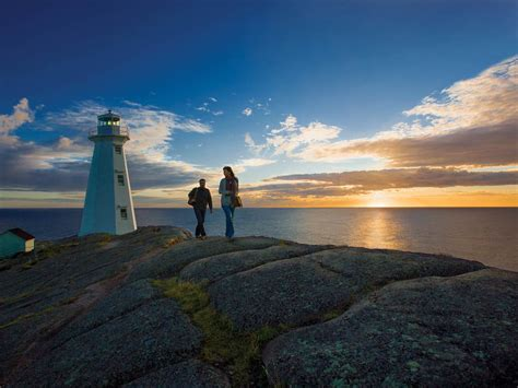 Cape Spear Lighthouse National Historic Site ...