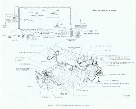 Buick Riviera Engine Wiring Harness