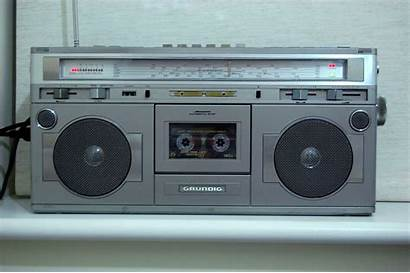 Radio 80s Cassette Line Player 80 Before