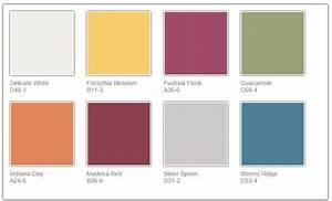 Olympic paints latest paint color trends colorize for Current interior paint colors